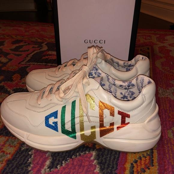 7f7c0f99584 Gucci Shoes - Gucci Rhyton sneaks